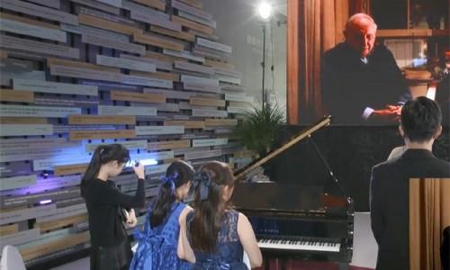 [동아일보] 6·25참전 피아노 거장의 '특별한 레슨'