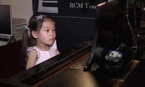 [연합뉴스] 코로나 답답해 배운 피아노…1년만에 카네기홀 서는 美 3살 천재
